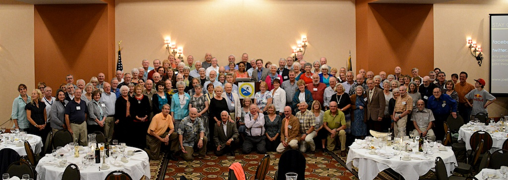 2013 Reunion Attendees